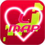 Love MapというGPS機能を使ったチャットアプリを完全評価!!