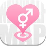 ニューハーフの出会いMAPという出会いアプリを評価!