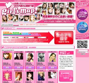 girlsmap